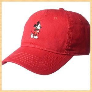 New Disney Mickey Mouse Baseball Cap/ Hat